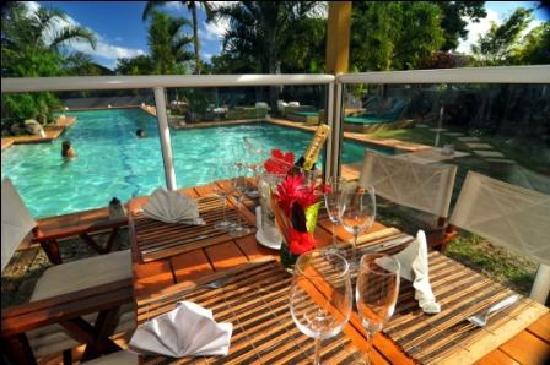 Coconut Palms Resort : Award winning Chefs