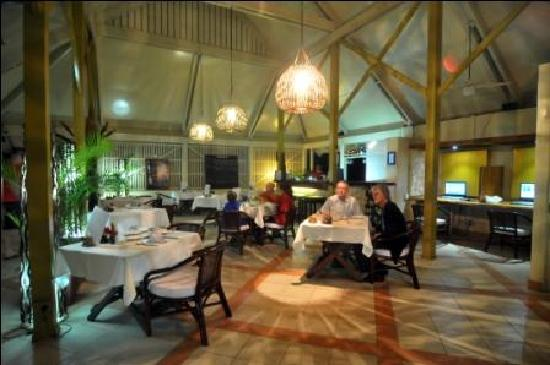 Coconut Palms Resort : Dining Area