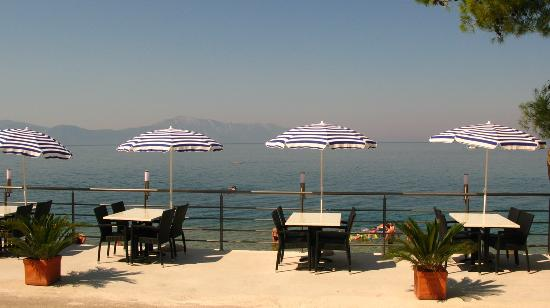 Hotel Saudade: Terrace