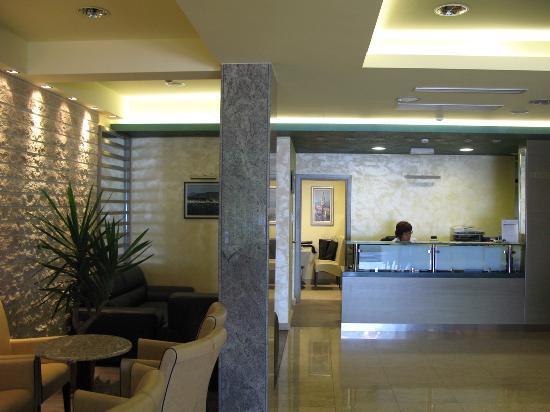 Hotel Saudade: Lobby