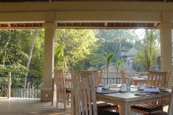 Puri Sunia Resort: restaurant