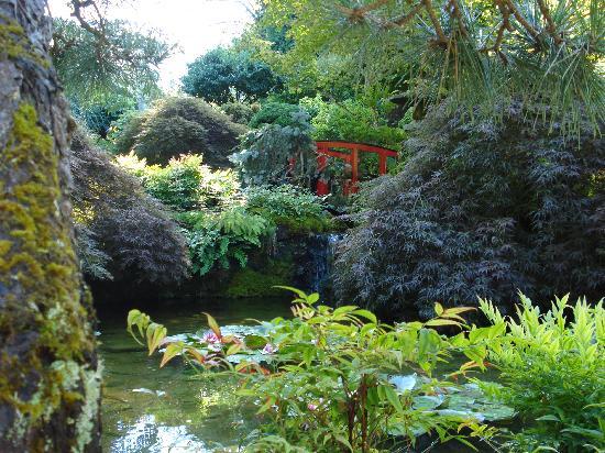 The Butchart Gardens: Japanese Garden View