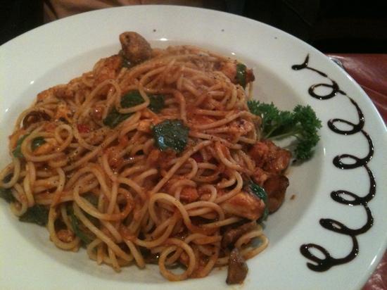 Venice Ristorante: House special spaghetti