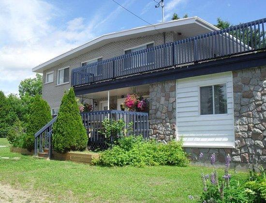Saint Donat, Kanada: Auberge Archambault