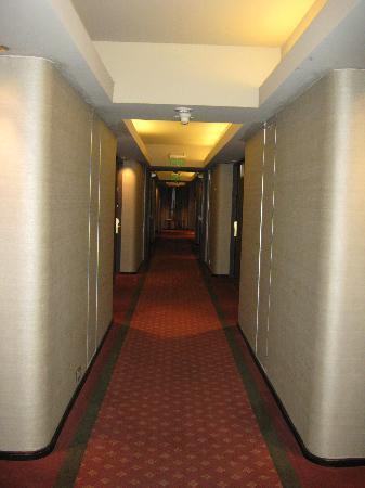 Sheraton Libertador Hotel: Corredor