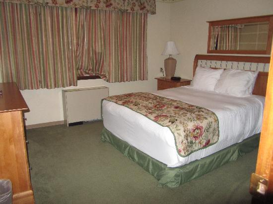 Regency Fairbanks Hotel: bedroom