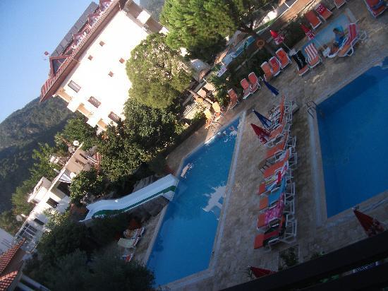 Alvaro: View from balcony