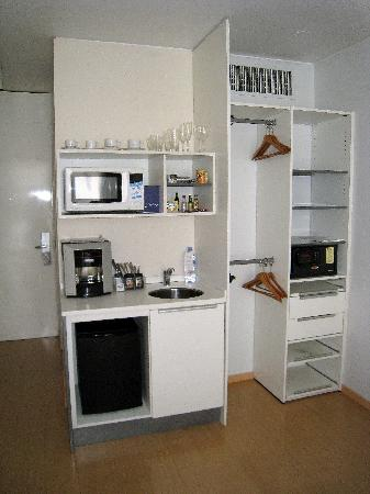 Cocineta Closet Picture Of Design Suites Buenos Aires