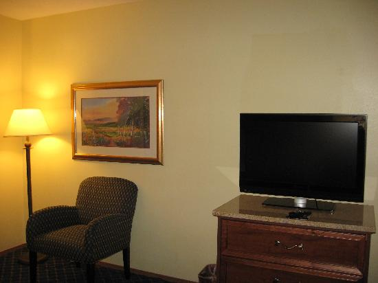 Holiday Inn Express Bemidji: Room