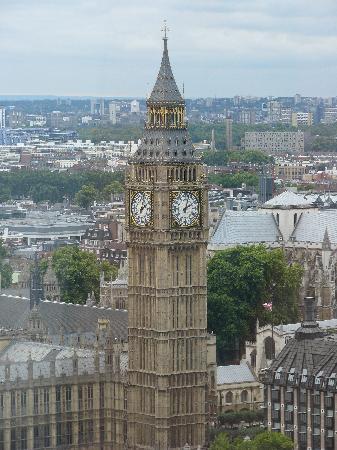 ลอนดอนอาย: Big Ben