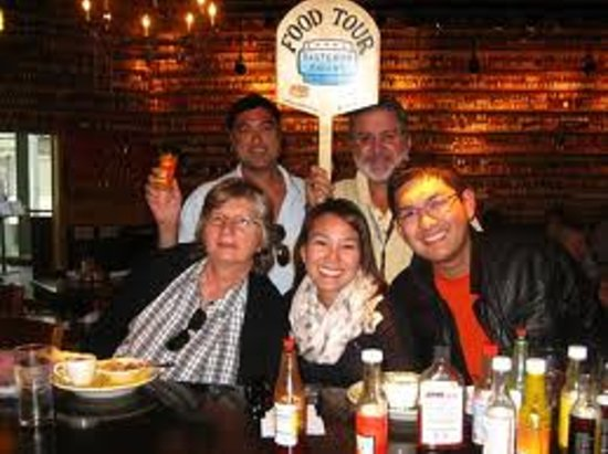 Tastebud Tours Food Tours