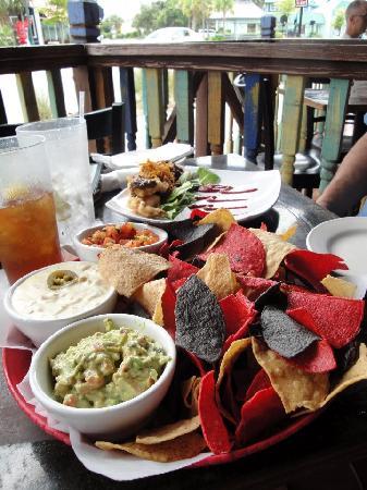 Baja Fish Tacos - Foto di The Hub Baja Grill, Siesta Key - TripAdvisor