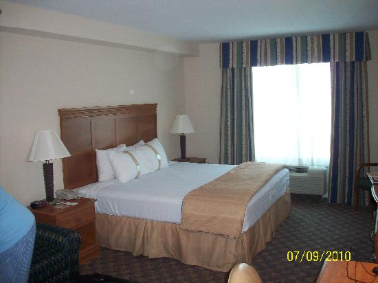 Holiday Inn Hotel & Conference Center: Very Spacious Room