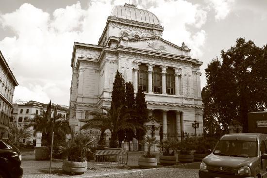 Museo Ebraico di Roma: sinagogue