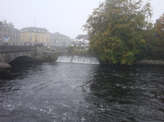 Mc Swiggans: One of the canals in Galway