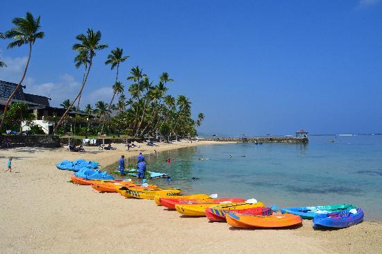 The Warwick Fiji: The resort