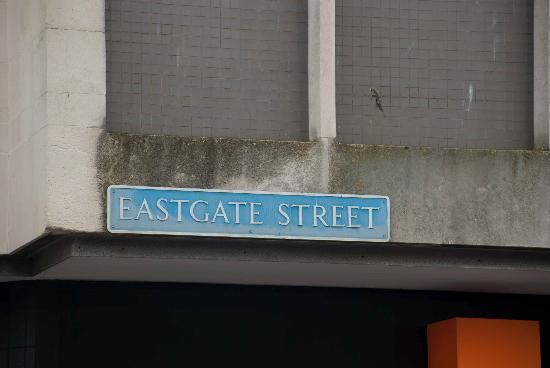 Eastgate Shopping Centre: Eastgate street