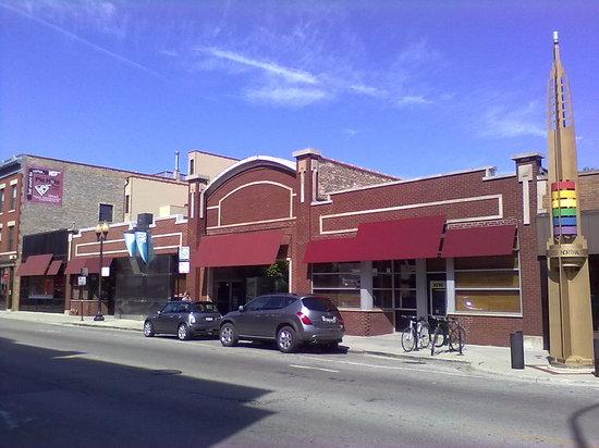 Sidetrack夜店