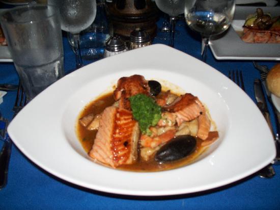 "Occidental at Xcaret Destination: Seafod Canzuela"" delicious!!!!"
