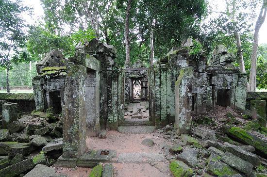 Passeios de um dia partindo de Siem Reap