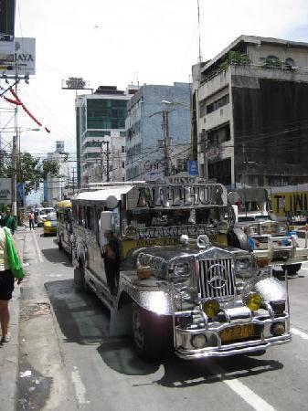 Berjaya Makati Hotel - Philippines: Transport