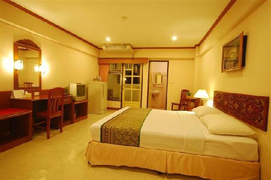 Old City Bangkok Hotels