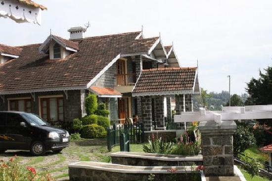 Zest @ Coakers Villa : Zest resort