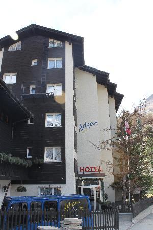 Hotel Adonis: Adonis Hotel