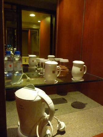 Rosedale Hotel Shenyang: ポット