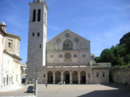 Duomo di Spoleto: Duomo 1
