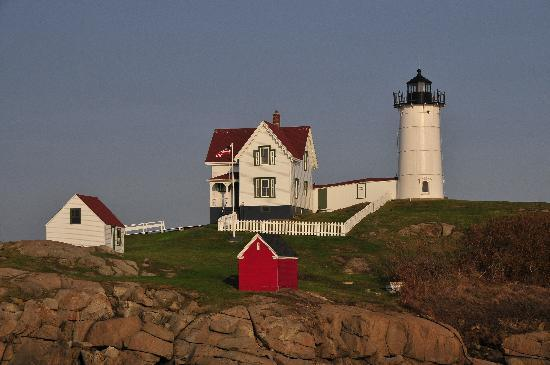 Scotch Hill Inn: Nubble Light House