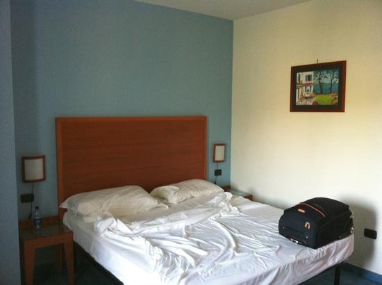La Tonnara Hotel: camera
