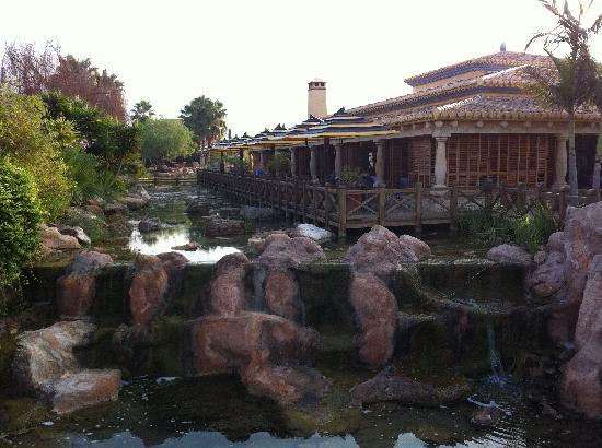 The Desert Springs Resort: Club House