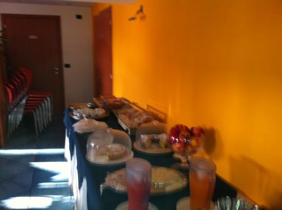La Tonnara Hotel: colazione