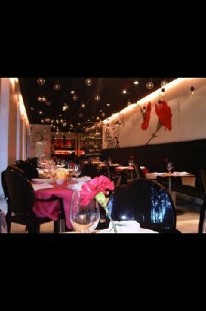 Tacita de Plata : Interior del restaurante