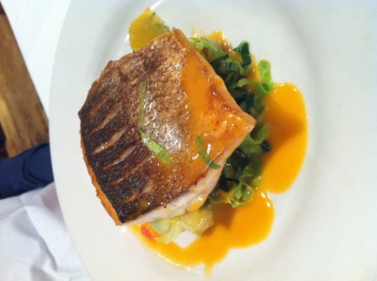 Age & Sons Seabass