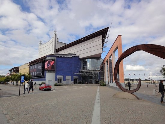 Goteborg Opera (Goteborgsoperan)
