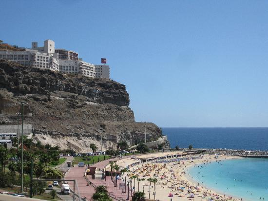 Hotel Altamadores : Amadores beach