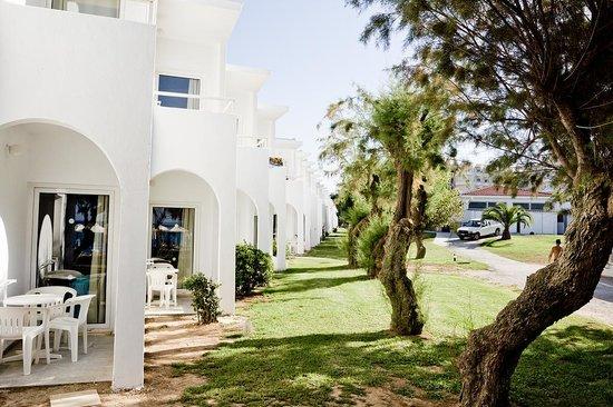 Louis Creta Princess Beach Hotel: Bungalovs