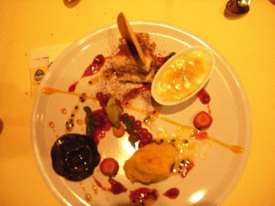 Zur Lese: dessert