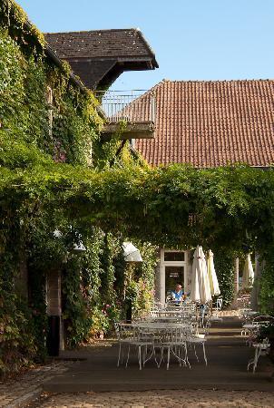 La Gentilhommiere : A Beer on the Terrace