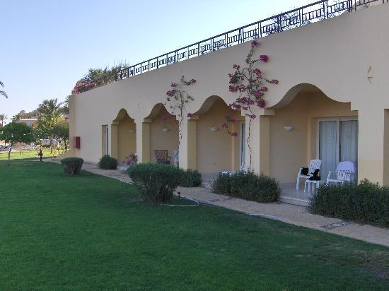 Sofitel Taba Heights: Room from the outside