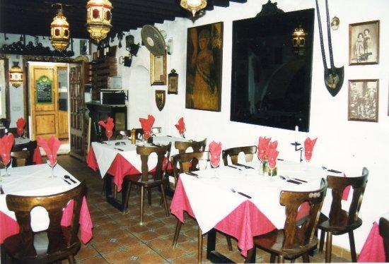 El Antler Restaurante: Restaurant