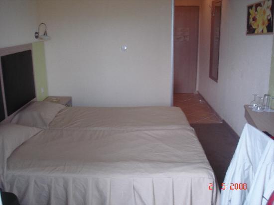 Hotel Gergana: la chambre