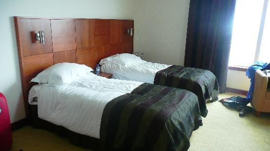 โรงแรมเมอร์เคียวคาร์ดีฟ ฮอลแลนด์เฮ้าส์ แอนด์สปา: Standard Room-Twin