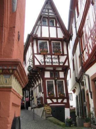 Märchenhotel: Bernkastel