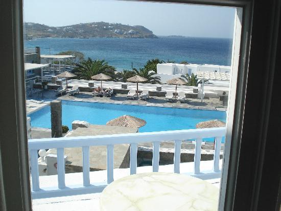 Agios Ioannis Diakoftis, Greece: room view