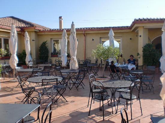 Tanca Irde: Restaurant