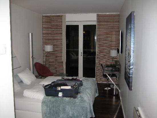 Copenhagen Island Hotel: Zimmer