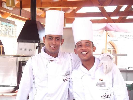 Mövenpick Resort El Quseir: Meister der Kochkunst